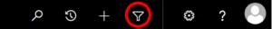 Advanced Find button