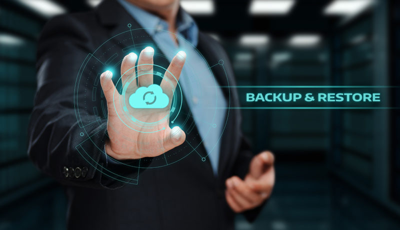 Cloud Backup and Restore