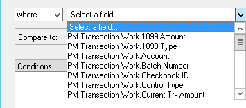 Dynamics GP Workflow