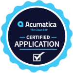 Acumatica Certification Badge