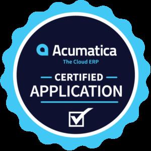Acumatica Certification Badge