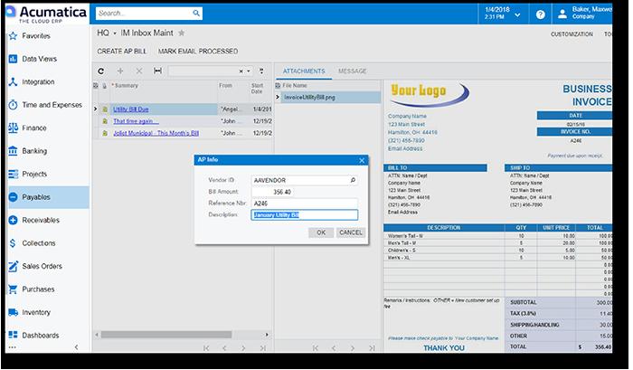 Inbox Assist Screenshot