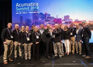 Acumatica Summit Crestwood Team