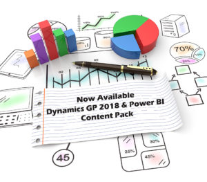 Dynamics GP Power BI Content Pack