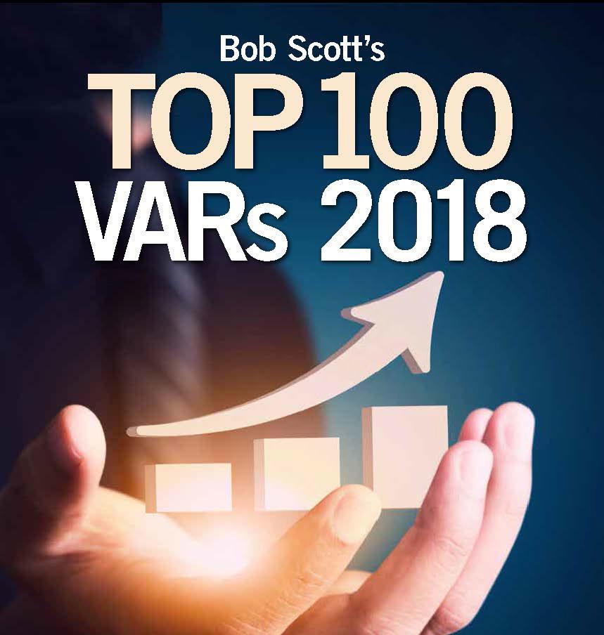 Bob Scott 2018 Top VARs