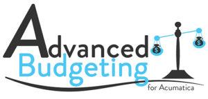 Crestwood Associates Advanced Budgeting for Acumatica