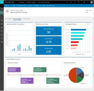 Dynamics 365 october release account-based marketing