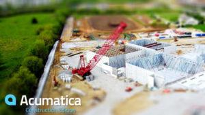 Acumatica Construction Edition