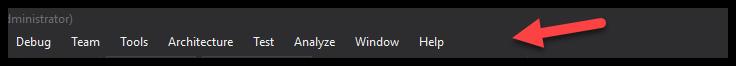 microsoft visual studio shortcuts