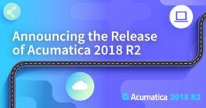 New Release of Acumatica