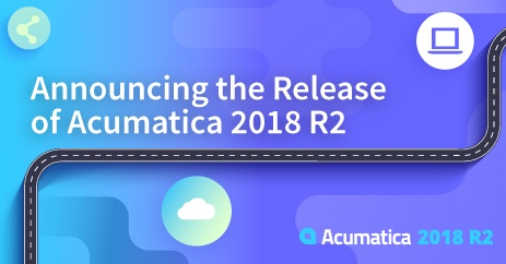 New Release of Acumatica