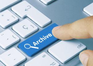 Company Data Archive