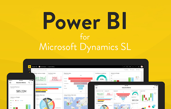 Power BI for Microsoft Dynamics SL