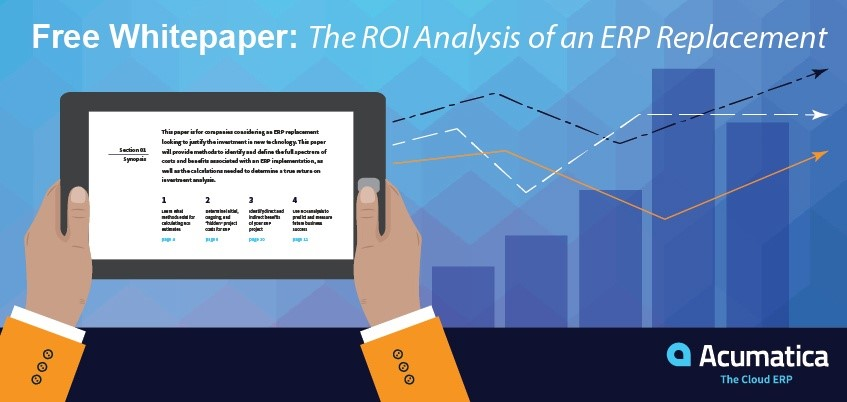 Acumatica ROI Analysis