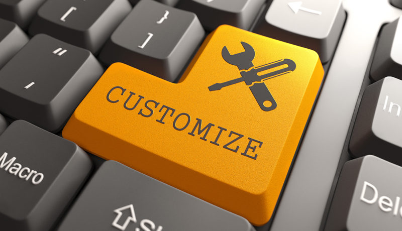 Acumatica Customizations