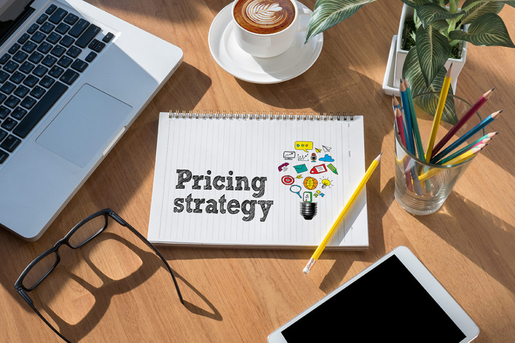 Pricing strategy in Acumatica