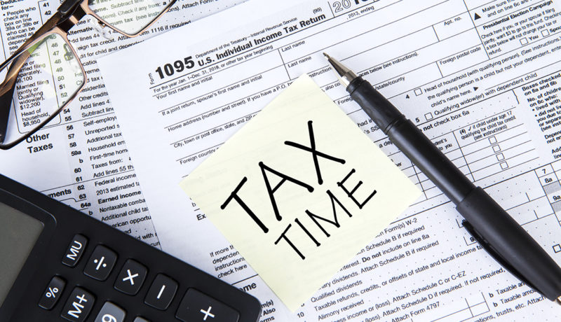 Payroll Tax form