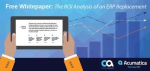 ROI of Modern ERP Cloud