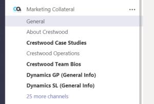Using Microsoft Teams