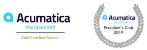 Acumatica Presidents Club Logo