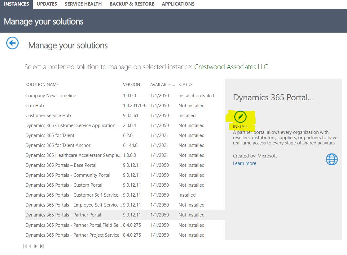Learn How to Set Up a Microsoft Dynamics 365 Portal