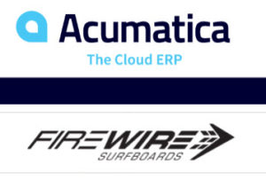 Firewire and Acumatica Logos
