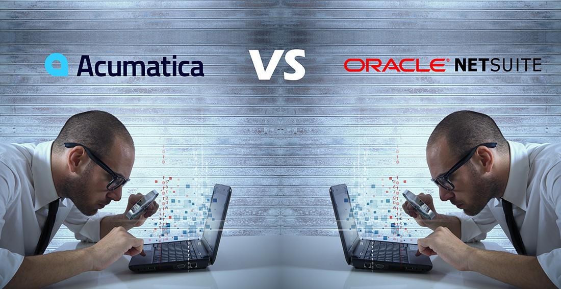 Acumatica versus Netsuite