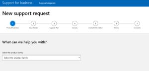 Microsoft Dynamics Tech Support