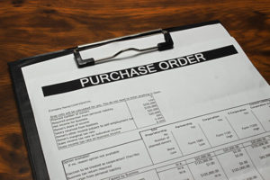 SmartList Builder- Purchase Order