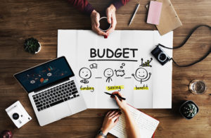 Upload Budget with Dimension