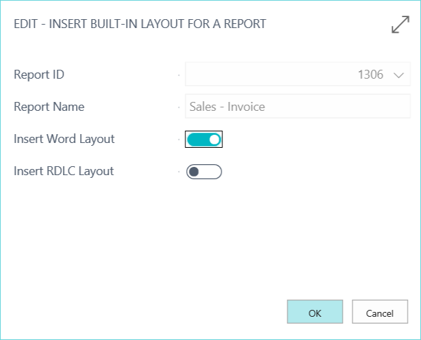 Modifying The Sales Invoice Format In Dynamics 365 Business