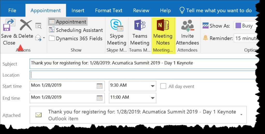 Features in Office 365