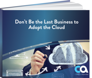 Whitepaper Don't Be the Last to Adopt the Cloud