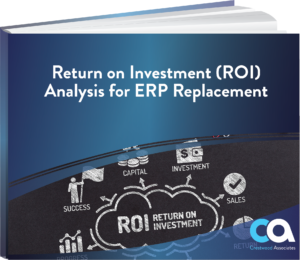 WP-ROI on Investment Analysis for ERP
