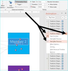 Microsoft PowerPoint Motion Path