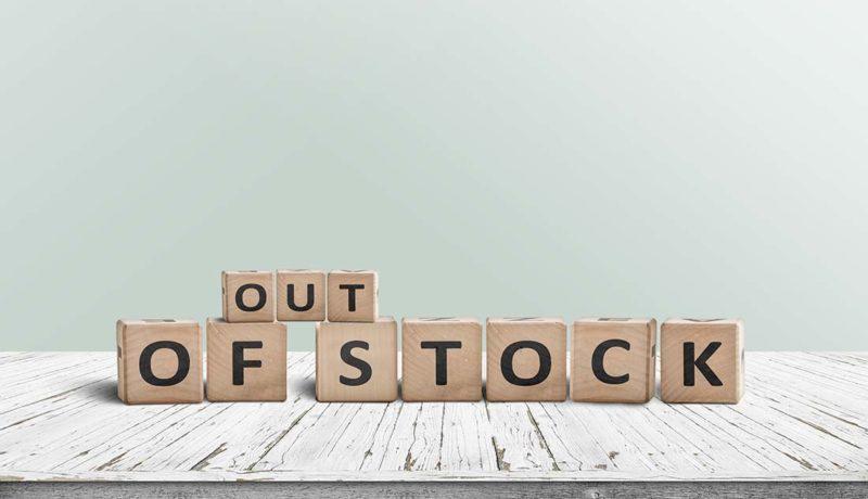 Stockout