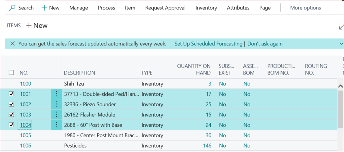 Dynamics 365 Application Enhancements