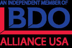BDO Alliance Logo color