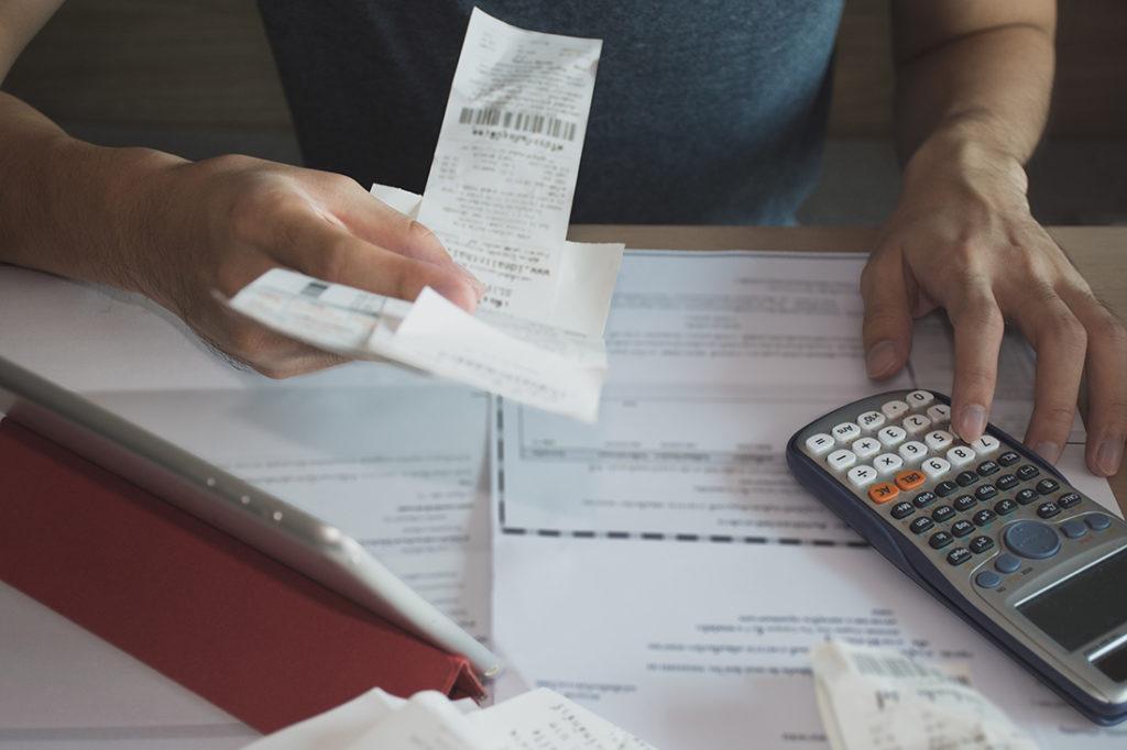 Default Expense Account