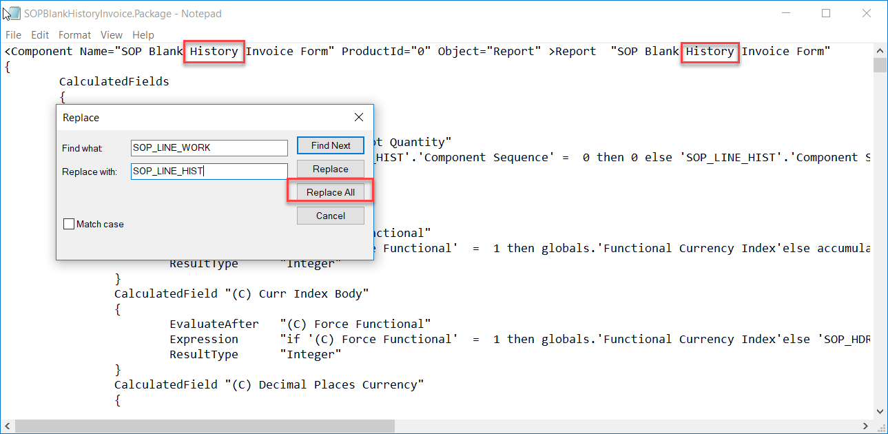 Word Template in Dynamics GP