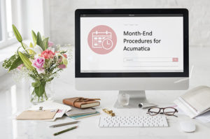Month End for Acumatica