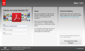 Adobe Acrobat Reader DC Tips