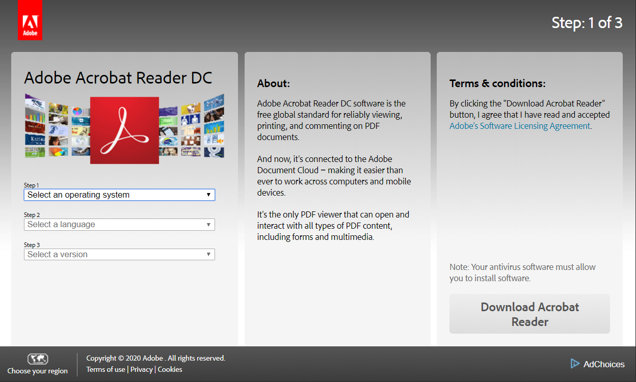 Adobe Acrobat Reader DC Tips