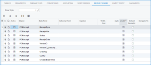 Business Events with Report Attachments in Acumatica