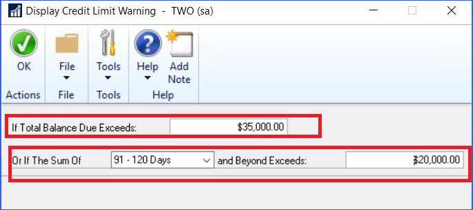 Dynamics GP Customer and Sales Order Processing