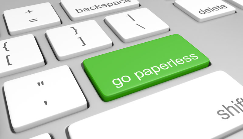 Go Paperless with KwikTag