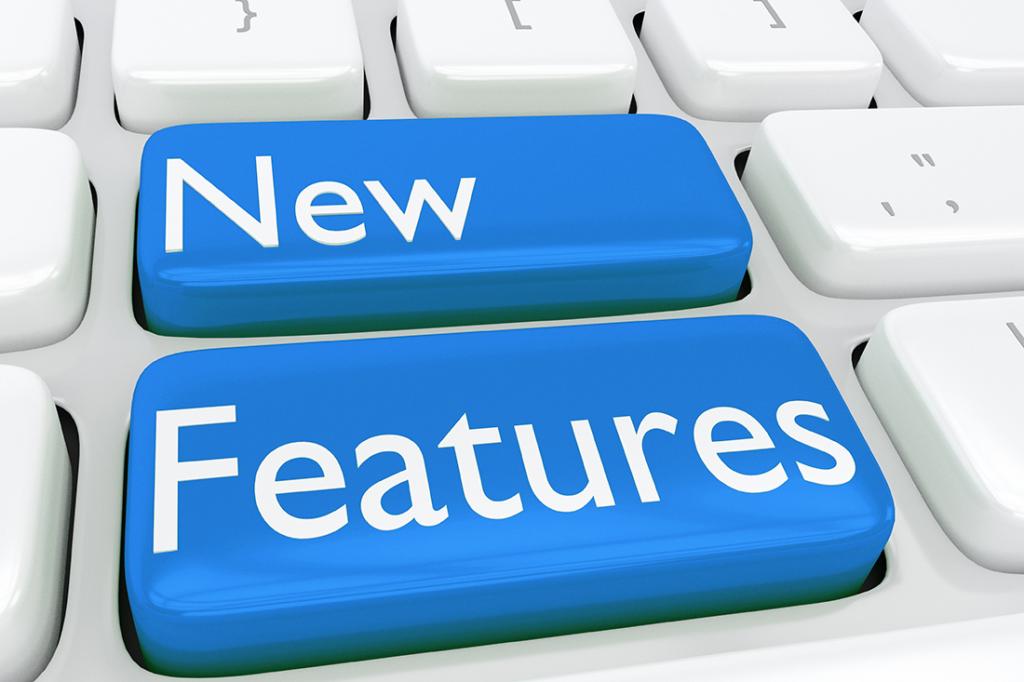 New Control Feature in Acumatica