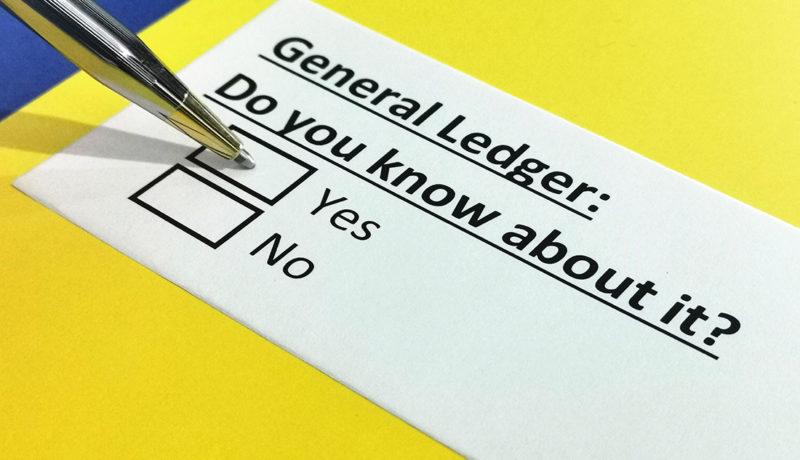 General Ledger in Dynamics 365 Business Central