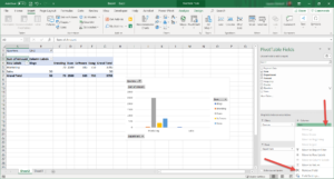 PivotTables in Excel