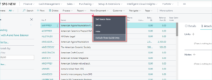 Dynamics 365 Business Central Filter views